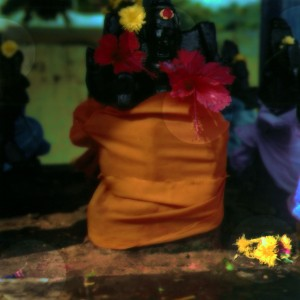 "Photos of the gods / Archival pigment prints / 24""x24"" / 2008 - 2010"